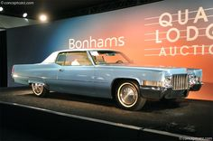 Photographs of the 1970 Cadillac DeVille Series. An image gallery of the 1970 Cadillac DeVille Series. Classic Car Restoration, Cadillac Ct6, Chevy, Chevrolet, Station Wagon, Muscle Cars, Vintage Cars, Convertible, Classic Cars