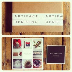 A look in her book | Packaging and the instagram-friendly book http://startupwife.co/blog/2013/2/12/saving-beautiful-memories-with-artifact-uprising#