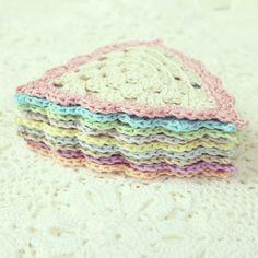 ByHaafner:  crochet garland
