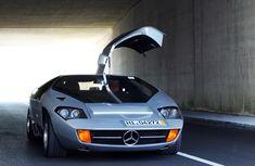Alguien sabe como se llama este Benz