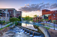 Greenville, South Carolina | 34 Underrated U.S. Cities You'll Actually Want To Move To