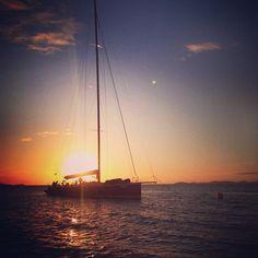 Love my sailing... Love my sunsets :) www.sunsetmedia.co