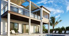 Villas - All 16 Bedrooms - Windchasers Villas