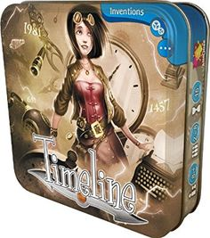 Amazon.com: Timeline: Inventions: Toys & Games