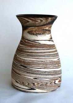 Agate Vase by Drew Robins