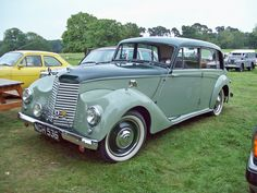 1952 Armstrong-Siddeley British Motorcycles, Cars And Motorcycles, Vintage Cars, Antique Cars, Vintage Auto, Old Fashioned Cars, Jaguar Daimler, Ride 2, Cars Uk