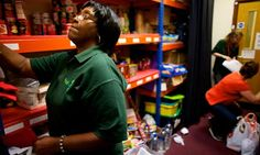 Between April and September 2012 over 100,000 people in the UK were fed by by Trussel Trust food banks. In some regions the rate was as high as one in 250 people