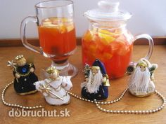 Fotorecept: Vianočný punč Rum, Mason Jars, Tableware, Alcohol, Dinnerware, Tablewares, Mason Jar, Rome, Dishes