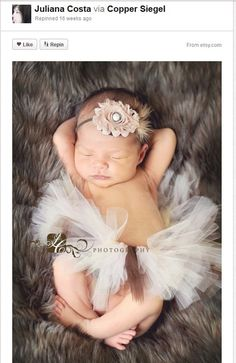 Baby Photography Ideas Chilled Out