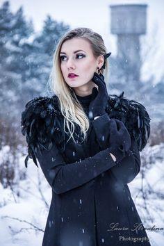 Foto:Laura Strautiņa Modele:Elfa Misāne