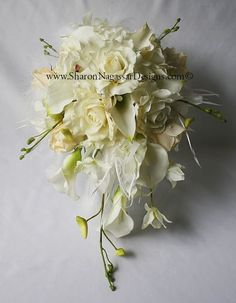 calla lily and rose wedding bouquet - Google Search