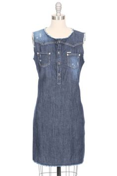 Denim Skirts, Jackets, Jeans, Shirts and Dresses for Women - Best Denim Clothing - ELLE
