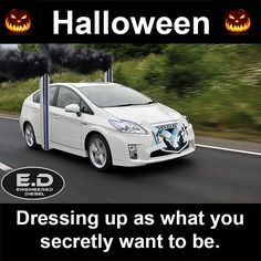 6 Ultimate Halloween Ideas For Your Ride
