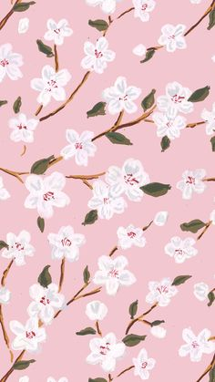 Pink Wallpaper Backgrounds, Flower Phone Wallpaper, Pink Wallpaper Iphone, Cute Patterns Wallpaper, Iphone Background Wallpaper, Pastel Wallpaper, Aesthetic Iphone Wallpaper, Cool Wallpaper, Aesthetic Wallpapers