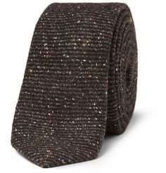 Alexander Olch Flecked Woven-Wool Tie   MR PORTER    The heritage-inspired tweed feel of Alexander Olch's flecked woven-wool tie will lend a textural contrast to straightforward tailoring. Wear this piece with a sharp suit in a muted hue for a city-meets-country clash.