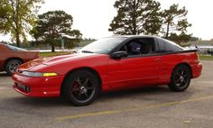 eagle talon tsi | Eagle Talon TSI AWD! Beauty from the Past!