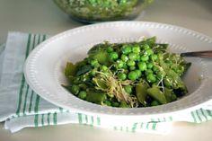 Asian Three-Pea Salad Recipe - Top Ranked Recipes