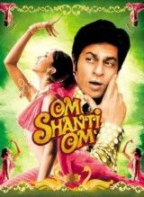 Om Shanti Om is a 2007 Indian fantasy romantic thriller comedy film co written, choreographed and directed by Farah Khan. It stars Shah Rukh Khan and debutant Deepika Padukone in the lead roles while Arjun Rampal, Shreyas Talpade, and Kirron Kher feature in supporting roles. More than forty-two well-known Hindi movie stars appear in the course of the film, including thirty of them (not including the stars of the film) in one song alone. The film is set in the 1970s and 2000s; it pays tribute…