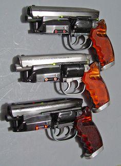 Coyle 2011 Blade Runner Blaster | Flickr - Photo Sharing!