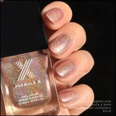 Formula X Hera – Limited Edition Stardust Collection 2016