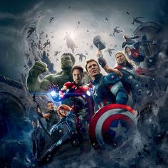 Avengers-Age of Ultron Online For Free On Watch. Avengers: Age of Ultron full. online, Avengers: Age of Ultron movie. by Joss Whedon, Watch. Ultron Marvel, Age Of Ultron, Mcu Marvel, The Avengers, Avengers Film, Avengers Poster, Poster Marvel, Avengers 2015, Marvel Movie Posters