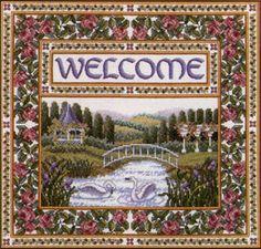 Teresa Wentzler - English Garden Welcome