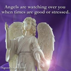 Most people don't reach out to their Angels when life is going well. The truth is, you would be able to manifest things so much easier when your vibration is high. When you are feeling happy and life is good is the best time to consider how you would like the Angels to help you.   Join our daily email list here http://ow.ly/Of44k