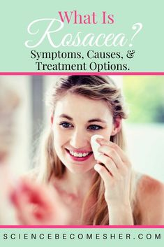 Rosacea is a notoriously hard skin condition to treat and often returns, but what is rosacea? What causes rosacea? How can you treat rosacea? What Causes Rosacea, Ocular Rosacea, Rosacea Symptoms, Acne Solutions, Normal Skin, Reduce Inflammation, Skin Brightening, Eyes