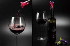 Creative Lily Wine Stopper - Bonjourlife