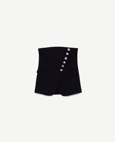 Image 1 of CORSET TOP WITH BUTTON-UP SIDE from Zara Zara, Corset Belt, Fashion Shoot, Sewing Tutorials, Button Up, What To Wear, Womens Fashion, Outfits, Clothes