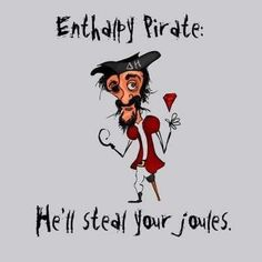Joule thief!
