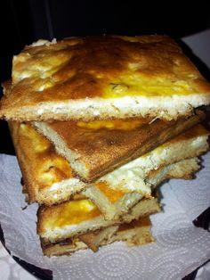 İlkay'ın Dukan Lezzetleri: Peynirli Tepsi Böreği