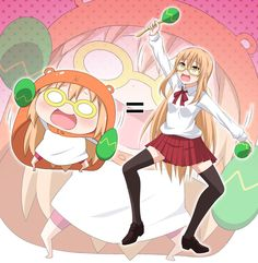 Himouto Umaru Chan, Kanna Kamui, Otaku, Pokemon, Comedy Anime, Anime Expressions, Kawaii Anime Girl, Cultura Pop, Anime Shows
