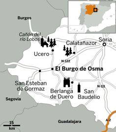 Spain Travel, Maps, Viajes, Southern France
