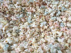 Babyshower popcorn