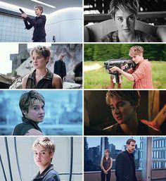 Tris Badass Prior in Insurgent Trailer
