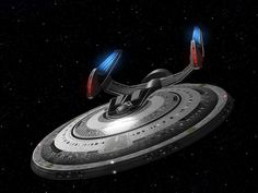 Excelsior class starship refit | out of 6 screenshots for: Post Dominion War Excelsior refit