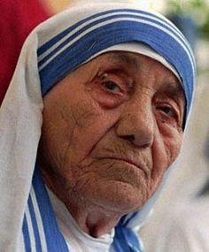 """Vaticano vai """"Santificar"""" Madre Teresa, mas de santa ela não tinha nada   O CORREIO DE DEUS"""