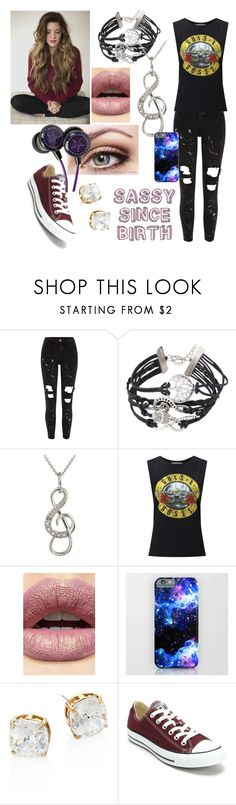 """""""This is also my Style"""" by lila2402 ❤ liked on Polyvore featuring River Island, Miss Selfridge, Sugarpill, Tory Burch and Converse"""