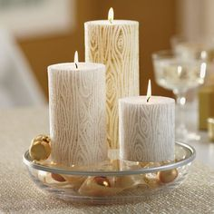 white birch candles
