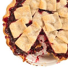 Anjou Bakery has the best bread, forever and ever, amen. Better try their pie recipe too.    35 summer fruit desserts | Anjou Bakery's Marionberry Pie | Sunset.com