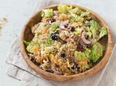 Kochen mit Quinoa: 47 Rezepte mit dem Superfood