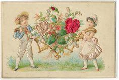 pc gelukwensch cl relief 1900   Flickr - Photo Sharing!