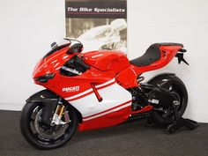 View a larger photo of this Ducati - Image 7 Ducati For Sale, New Ducati, Motorcycle Dirt Bike, Dirt Bikes, Ducati Desmosedici Rr, Puerto Rico History, South Yorkshire, Large Photos, Dream Garage
