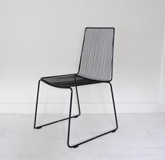 Devonport wire dining chair by icotraders.co.nz