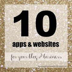 10 Apps & Websites You Need in 2014