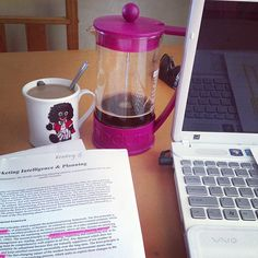 The only thing getting me through today  #coffee #study #marketing #killmenow You will find this very usefull