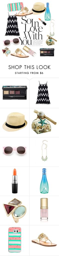 """Untitled #28"" by noa-antebi-pinto on Polyvore featuring NARS Cosmetics, Pier 1 Imports, MAC Cosmetics, Davidoff, Dolce&Gabbana, Casetify, Not Rated, women's clothing, women's fashion and women"