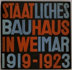 16 livros sobre a Bauhaus para download grátis