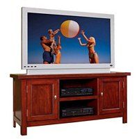 Home Styles Hanover Collection Entertainment Stand ShopNBC.com